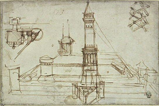 dessins architecte